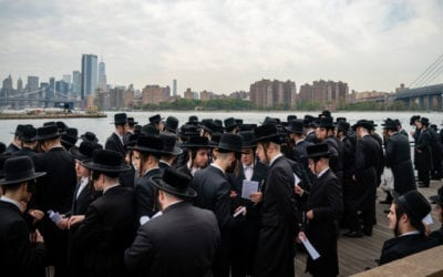 Jews, Christians Unite to Battle New York's Anti-Religious COVID Restrictions