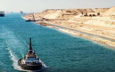 A Canal connecting Israel to the UAE is being Proposed