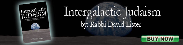 Intergalactic Judaism: Bringing High Ideas Down to Earth