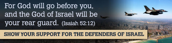 Support the Defenders of Israel Today!