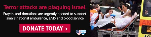 Support Israel's Lifesavers with Heart to Heart