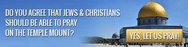 Should Jews be allowed to pray on the Temple Mount?