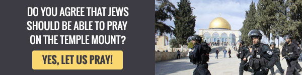 Should non-Muslims be allowed to pray on Temple Mount?