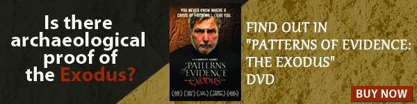 "Is there archaeological proof of the Exodus? Find out in ""Patterns of Evidence: the Exodus"" DVD"