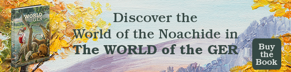 """Discover the world of the Noachide in """"The World of the Ger"""". Buy the book!"""