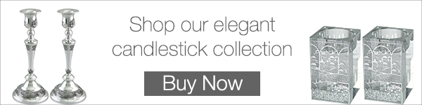 Shop our elegant candlestick collection. Shop now!