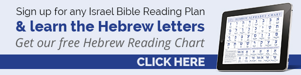 Learn the Hebrew Letters!