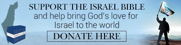 Spread God's love for Israel