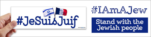 JeSuisJuid Bumper Sticker
